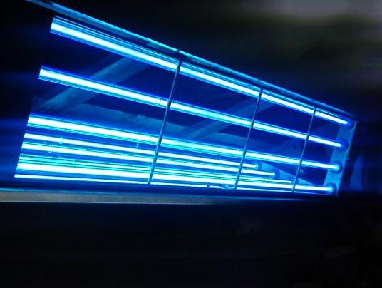 UV系统工作图