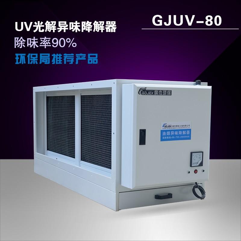 UV光解异味处理设备