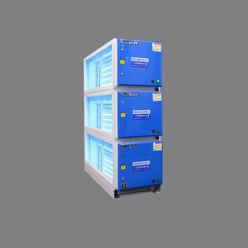 32000风量UV光解油烟净化器设备