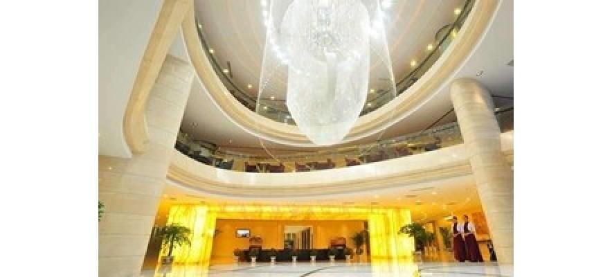 广杰GOJEK:西安禹龙国际酒店720000风量油烟净化案例