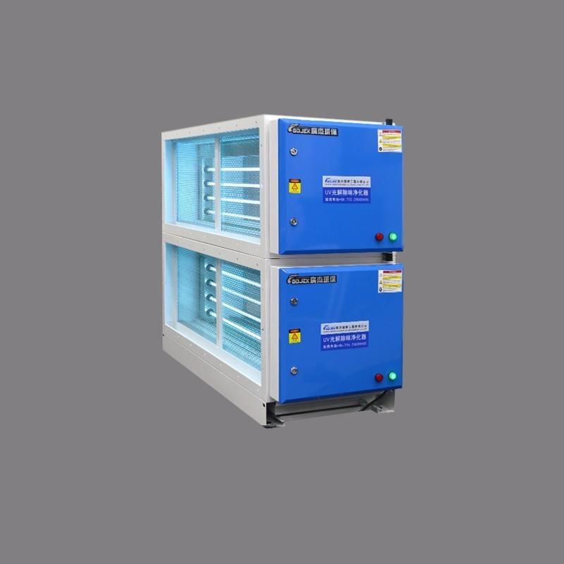 40000风量UV光解油烟净化器设备