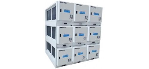 广杰UV异味处理系统特点