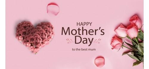 【母亲节】祝天下所有母亲节日快乐!