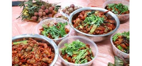 【精彩回顾】广杰环保集团端午节—龙虾宴