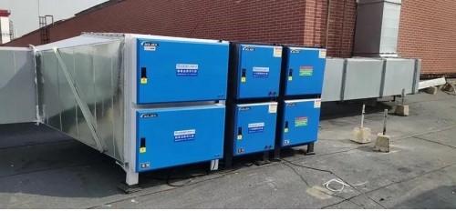 规范合理安装了高效油烟净化器通过环保检查其实一点也不难!