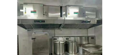 餐饮厨房为何要安装油烟净化器?