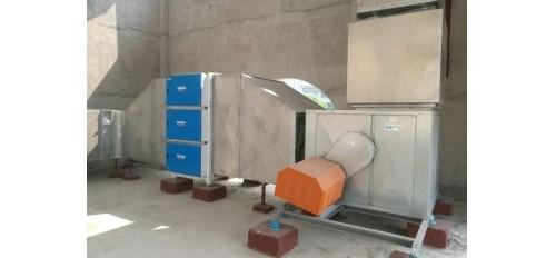 正确安装油烟净化器风机的重要性,决定油烟净化器效率!