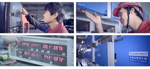 回顾油烟净化器产业的发展历程,鉴证国内油烟净化技术发展迅速