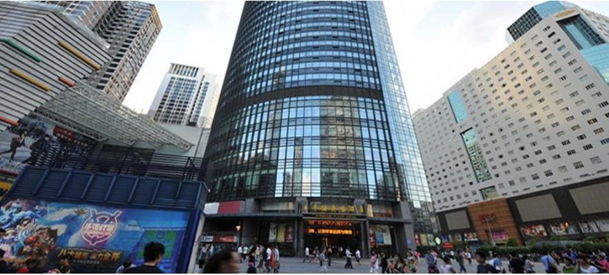 华强广场酒店选用广杰油烟净化器