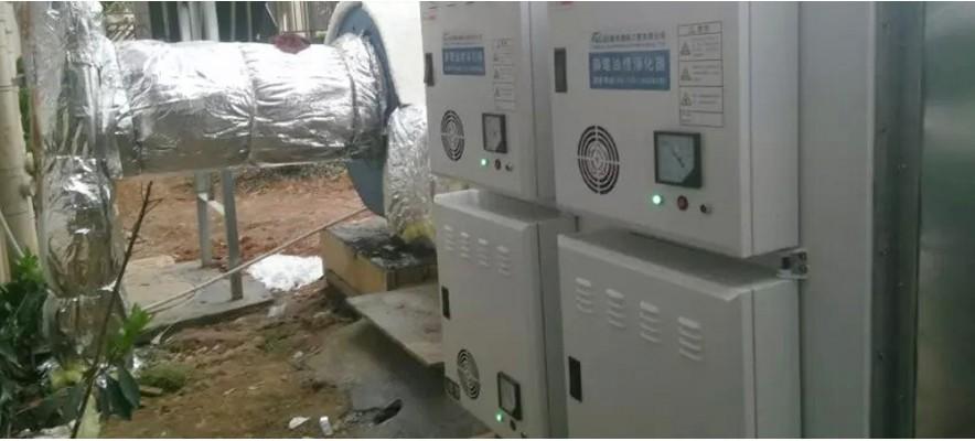 天津静海餐饮油烟净化器