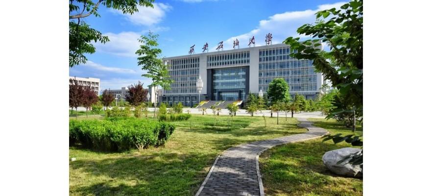 GOJEK:西安石油大学80000风量油烟净化器安装案例
